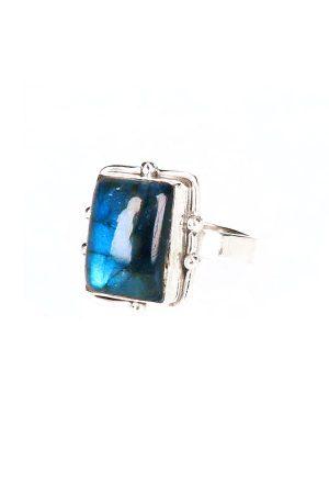 Labradoriet zilveren ring, 925 sterling, steen, edelsteen ring, juwelen, juweel, zilver, kopen, sieraad
