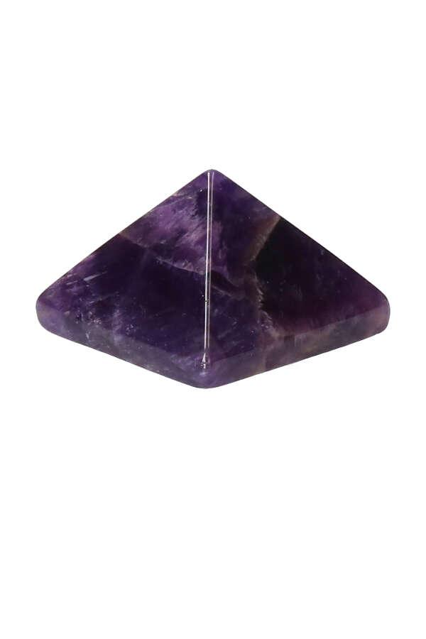 amethist piramide, amethyst pyramide, piramide kopen, edelsteen piramide, edelstenen piramide