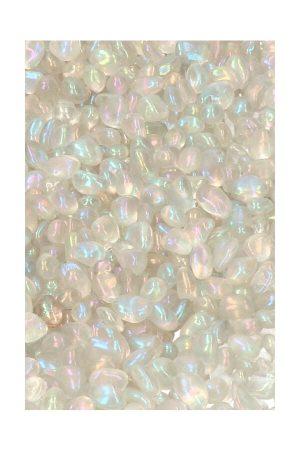 angel aura stenen, gepolijst, polished, tumbled, tumbles, trommelstenen, kopen, knuffelsteen, knuffelstenen, edelstenen, mineralen, angel aura chips, kleine steentjes