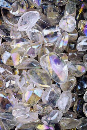 angel aura stenen, gepolijst, polished, tumbled, tumbles, trommelstenen, kopen, knuffelsteen, knuffelstenen, edelstenen, mineralen