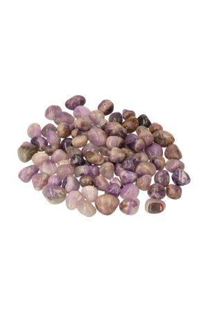 Auraliet 23 stenen, steen, trommelsteen, trommmelstenen, knuffelsteen, knuffelstenen, gepolijst, kopen, auralite, canada, cave of wonders, getrommeld