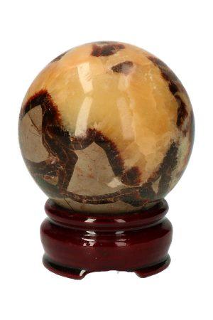 Septarie bol, septarian sphere, kopen, edelsteen bol