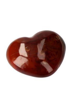 hart, edelsteen hart, edelstenen harten, carneool hart, stenen hart, kopen,