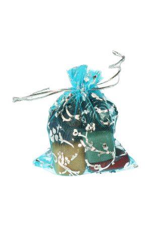 Sodaliet, Lapis Lazuli, Amethist, Groene Jade, Gele Jaspis, Oranje Aventurijn, rode Jaspis.chakra set kooihanger met zeven trommelstenen in chakra kleuren, chakra set kooihanger, chakra ketting set, kopen,