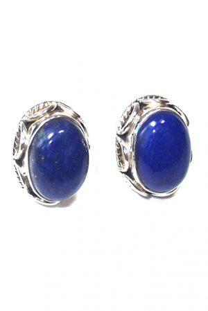 Lapis Lazuli oorbellen zilver, 925 sterling, kopen, lapis lazule, earrings, edelstenen, lapis lazuli oorstekers, zilveren edelsteen oorstekers