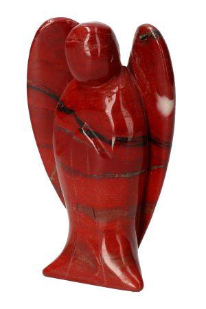Rode Jaspis kristallen engel, crystal angel, edelsteen engel, edelstenen, kopen, gemstone, kristal, rode jaspis, red jasper