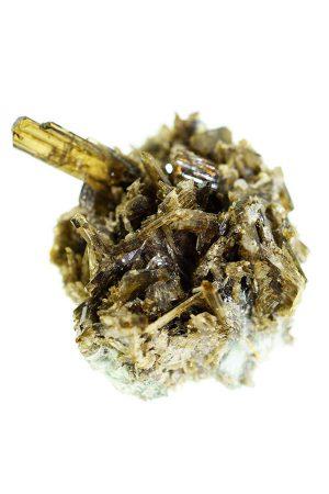 Epidoot kristal, 5 cm, 40 gram, ruw, mineraal, mineralen, epidote
