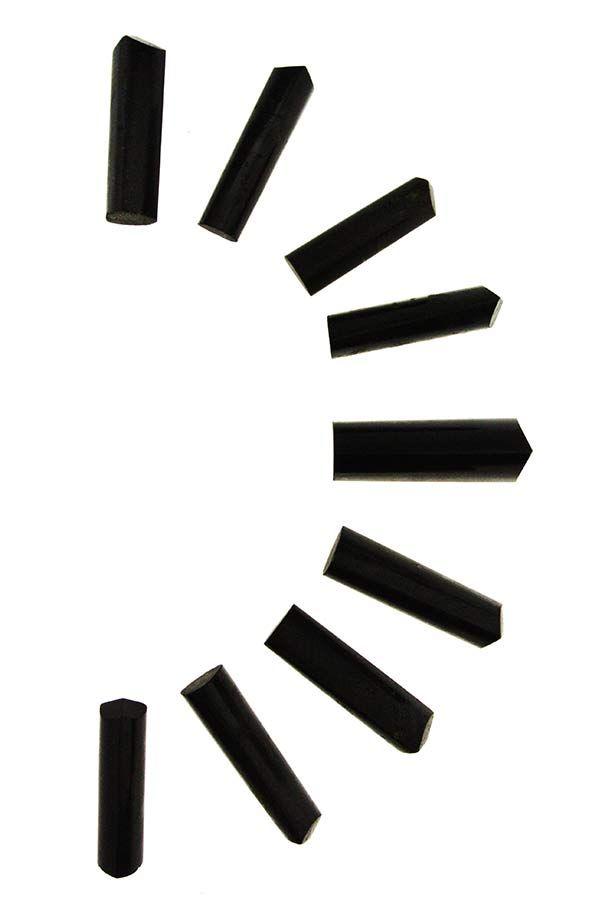 Toermalijn punt, 4-5 cm, ideaal voor een grid
