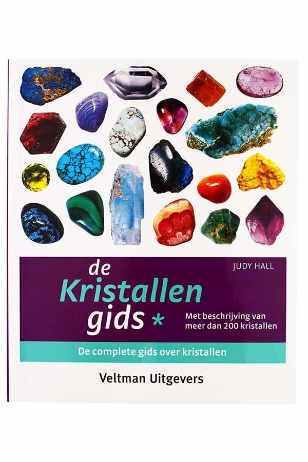 De Kristallen Gids deel 1 - Judy Hall