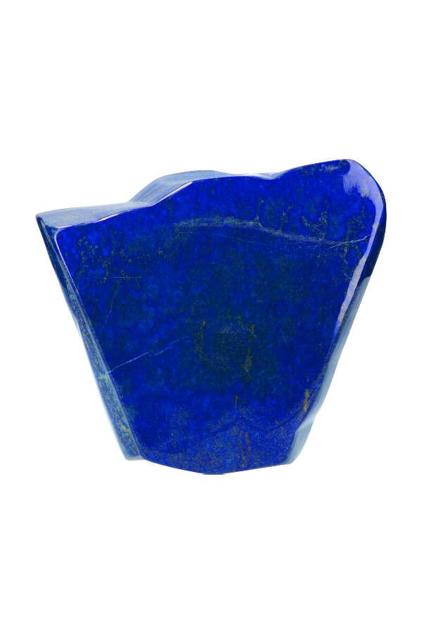Lapis Lazuli sculptuur, 24 cm, 6.36 kg, AAA kwaliteit, Afghanistan
