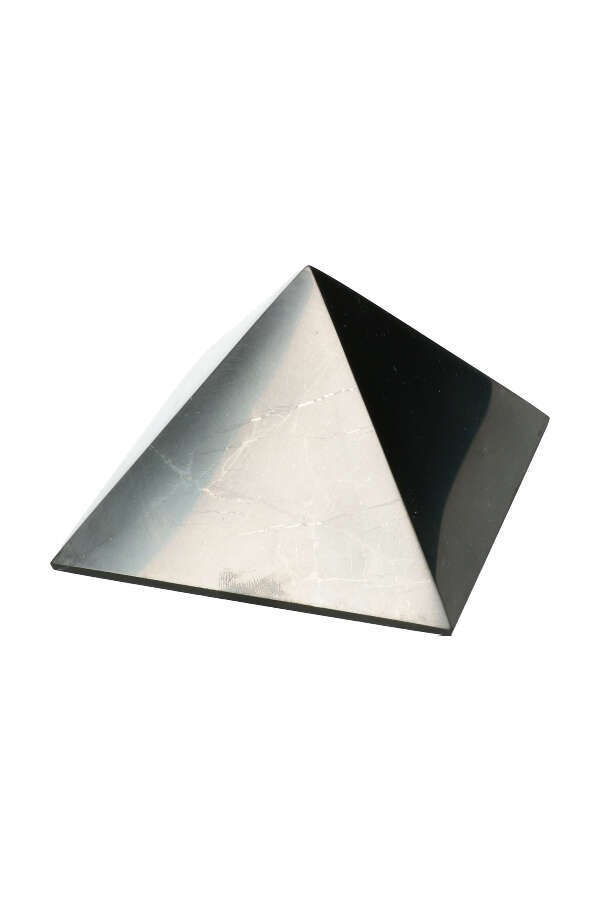 Shungiet piramide, 15 cm, 2.4 kg