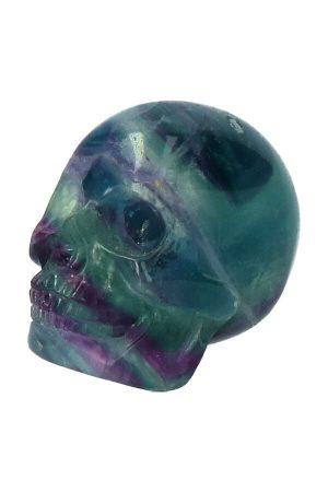 fluoriet kristallen schedel, fluorite crystal skull, arnhem,