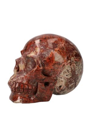 Muscoviet realistische kristallen schedel, muscovite crystal skull, moskoviet, kopen, edelstenen