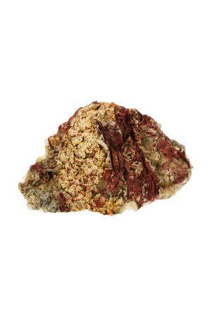 Fluoriet met Pyriet overgroeid, Fluoriet met bergkristal en pyriet, kopen