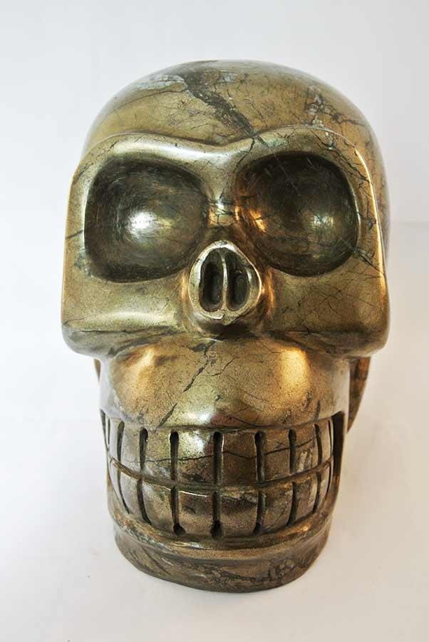 Pyriet crystal skull groot, 20 cm, 11.2 kg