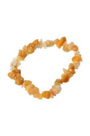 golden healer lemurian splitarmband, 18 cm, chips bracelet, edelsteen armband, kopen