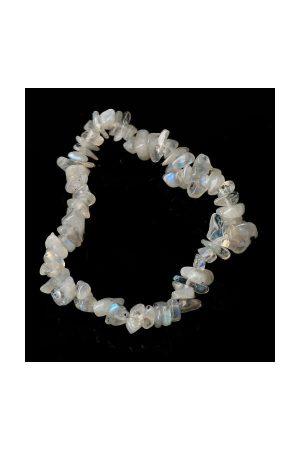 regenboog maansteen splitarmband, 18 cm, split bracelet, rainbow moonstone, kopen, maansteen armband, sieraad, edelsteen, edelstenen