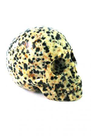 dalmatier jaspis kristallen schedel, dalmatier jaspis crystal skull,
