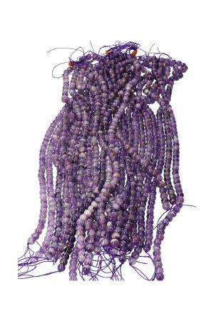 amethyst beads, Amethist kralen 8 mm, streng 40 cm, circa 48 kralen, amethist armband maken, ketting maken, sieraden maken, sieraad, edelsteen, edelstenen, kopen