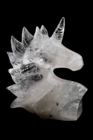 bergkristal eenhoorn, rockquartz unicorn, clear quartz, kopen, arnhem, edelsteen eenhoorn, edelstenen eenhoorn