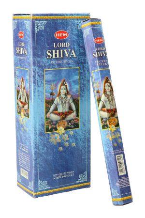 Lord Shiva wierook HEM, wierook stokken, stokjes, HEM, hexagonaal, incense, kopen