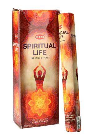 Spiritual Life wierook HEM, wierook stokken, stokjes, HEM, hexagonaal, incense, kopen