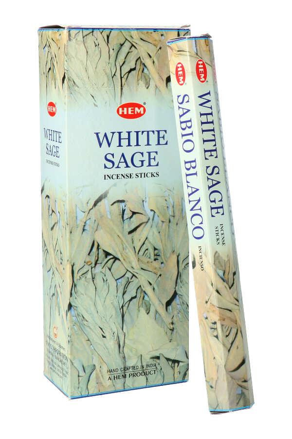 Sage White (Salie) wierook, HEM