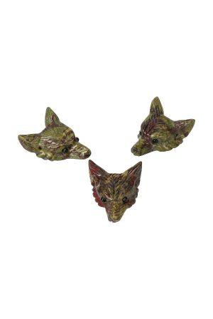 drakenbloedsteen Wolfhanger, 4 cm, dragon blood stone, kopen, edelstenen, wolfje, edelsteen wolf, spiritueel
