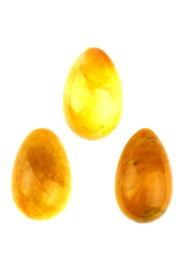 Gele Jade Yoni Ei, yellow jade yoni, vagina