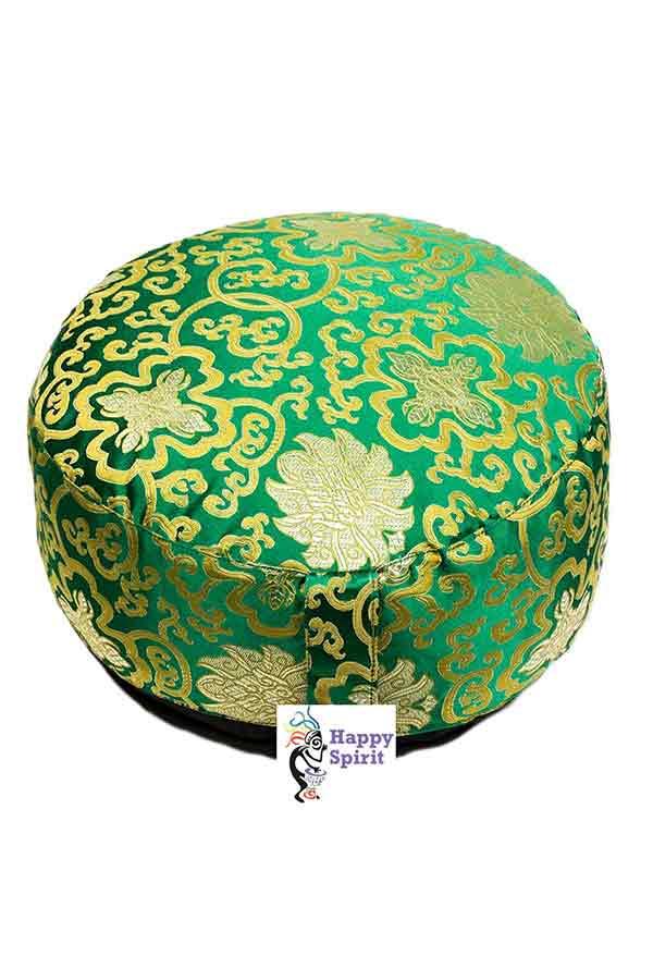 groen lotus meditatiekussen, kopen, spiritueel