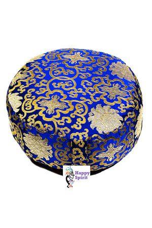 blauw lotus meditatiekussen, kopen, spiritueel