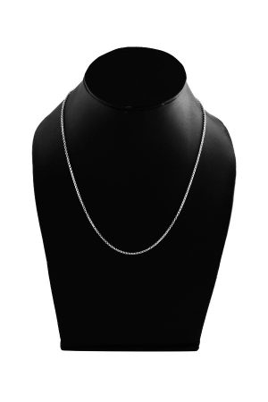 belcher ketting, 925 sterling zilveren ketting, 47-49.5 cm, silver chain, collier, hanger, sieraden, sieraad, juwelen, juweel, kopen