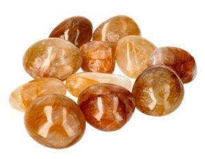 Golden Healer Lemurian grote stenen en hun betekenis en werking