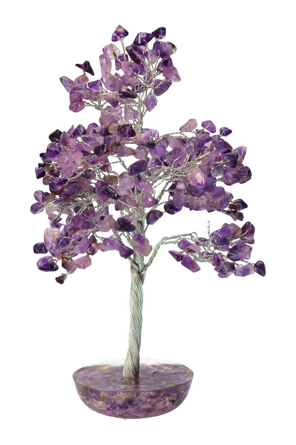 amethist edelsteen boom, feng shui, feng shue, tree, gemstone tree, amethist boompje, kopen