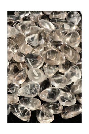 bergkristal trommelstenen zeer mooi gepolijst en helder