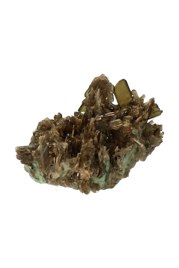 Epidoot kristal ruw, 5.5 cm,  29 gram