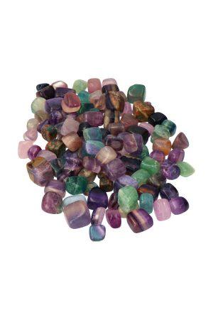 fluoriet trommelstenen, fluoriet stenen, fluoriet getrommeld, kopen, arnhem, fluorite,