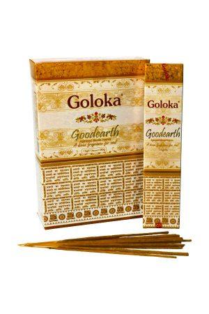 Goloka Goodearth wierook, 15 gram, nag champa, incense, kopen, natuurlijke wierook