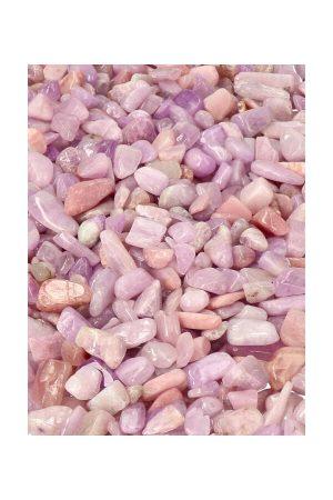 kunziet kleine steentjes ook wel kunziet chips of edelsteen grind