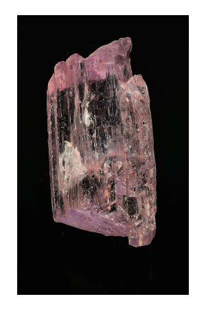 prachtig heldere Kunziet van edelsteen kwaliteit uit Afghanistan