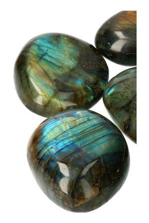labradoriet leggers xxl, chakra stenen, hot &cold, labradoriet platte stenen, platte steen, broekzaksteen