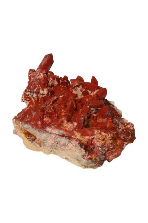 Rode kwarts ruw, rode kwarts cluster, kopen, red quartz cluster, hematoide kwarts, hematiet kwarts, hematoid quartz