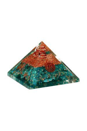 Apatiet Orgoniet piramide