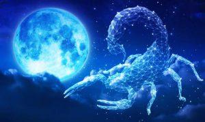 volle maan in schorpioen mei