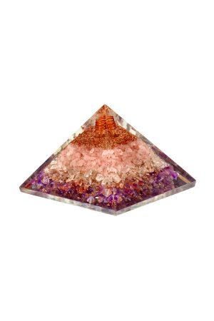 Gouden Driehoek Orgoniet piramide,