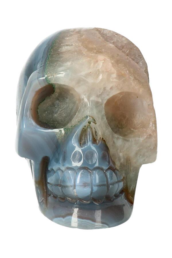 Chloriet fantoom geode kristallen schedel elven energie