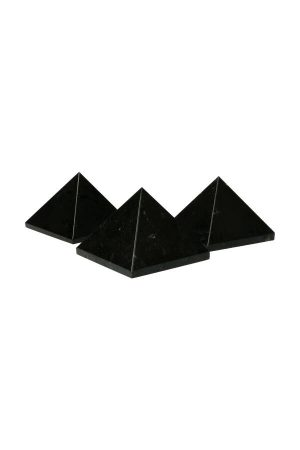 Zwarte Toermalijn piramide