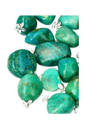 Chrysocolla steen hanger peru