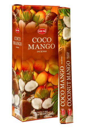 Coconut Mango (Kokosnoot Mango) wierook HEM