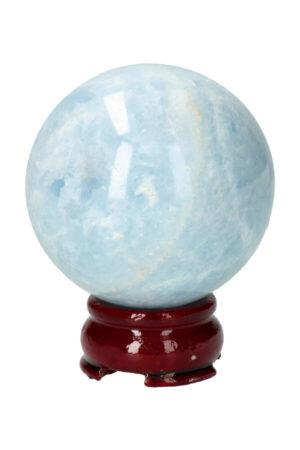 Blauwe Calciet edelsteen bol